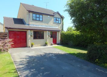 Thumbnail 4 bed detached house for sale in Michaels Mead, Cirencester