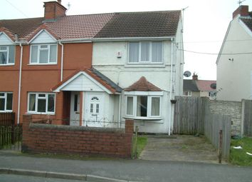 Thumbnail 2 bed end terrace house to rent in Mcconnel Crescent, Rossington