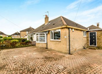 Thumbnail 3 bedroom bungalow for sale in Lulworth Drive, Leeds, West Yorkshire