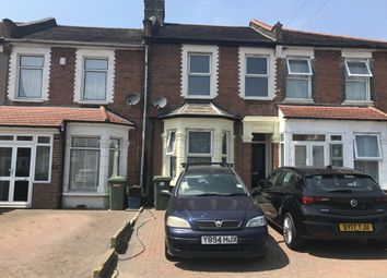 Thumbnail 3 bed terraced house to rent in Empress Avenue, Ilford