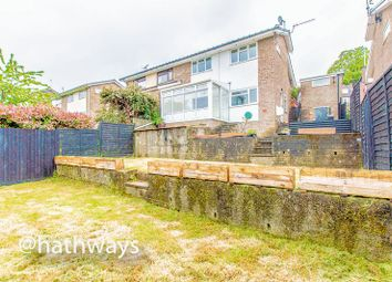 Thumbnail 3 bed semi-detached house for sale in College Glade, Caerleon, Newport