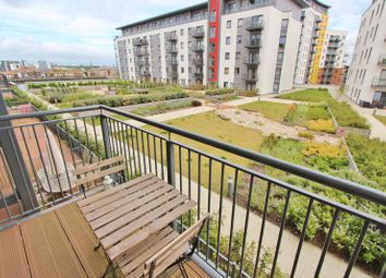 Thumbnail 1 bed flat for sale in Centenary Quay, Woolston, Hampshire
