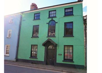 Thumbnail 5 bed town house for sale in King Street, Laugharne