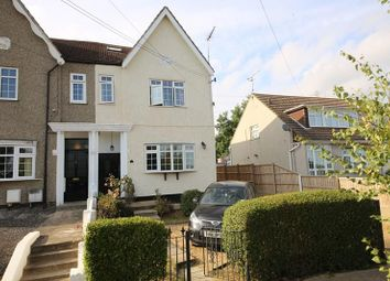 Thumbnail 4 bed semi-detached house for sale in Northumberland Road, Linford, Stanford-Le-Hope
