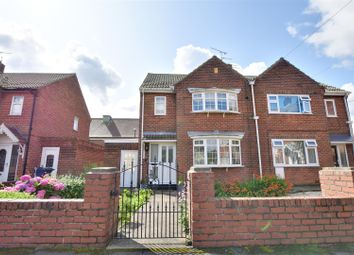 Thumbnail 2 bed semi-detached house for sale in The Villas, Castletown, Sunderland