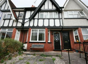 Thumbnail 2 bedroom terraced house for sale in The Close, Colwyn Bay