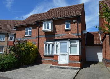 Thumbnail 3 bed semi-detached house to rent in Bartholomew Drive, Harold Wood, Romford