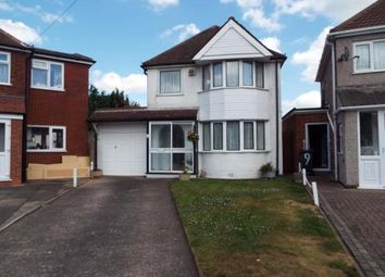 Thumbnail 3 bed detached house for sale in Copnor Grove, South Yardley, West Midlands, England