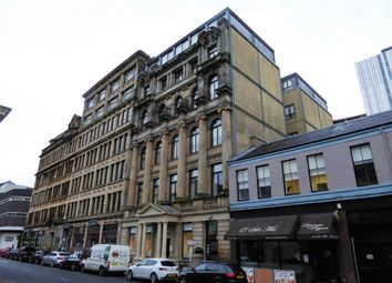 Thumbnail 2 bed flat to rent in 38A Bath Street, Glasgow
