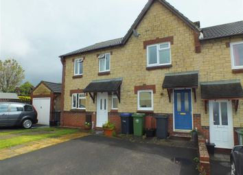 Thumbnail 2 bed terraced house to rent in Magnolia Rise, Trowbridge, Wiltshire