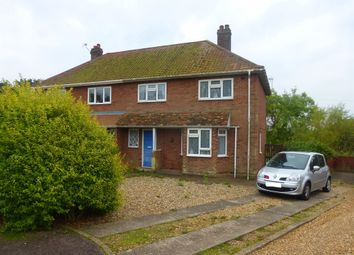 Thumbnail 3 bedroom semi-detached house for sale in Sandy Lane East, Dereham