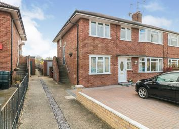 Thumbnail 3 bed maisonette for sale in Cozens Road, Ware