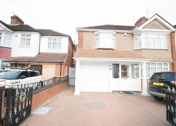 Thumbnail 5 bed semi-detached house for sale in Sherborne Avenue, Norwood Green / Southall