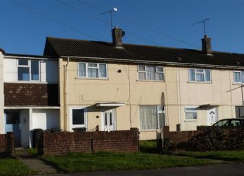 Thumbnail 3 bed terraced house for sale in Cranmore Avenue, Swindon