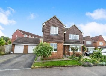 Thumbnail 4 bed detached house to rent in Old Beggarwood Lane, Beggarwood, Basingstoke