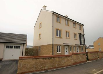 Thumbnail 4 bed semi-detached house for sale in Glider Avenue, Weston-Super-Mare