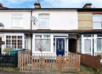 Thumbnail 2 bed terraced house for sale in Regent Street, Watford, Hertforshire