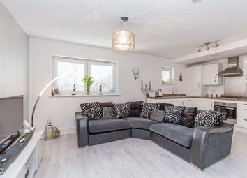 Thumbnail 1 bed flat for sale in Mulberry Crescent, Renfrew