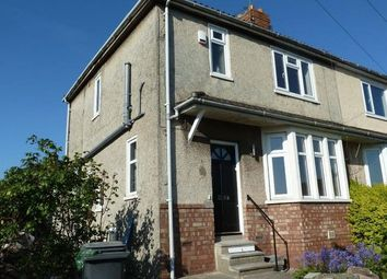 Thumbnail 3 bedroom semi-detached house to rent in Cennick Avenue, Kingswood, Bristol