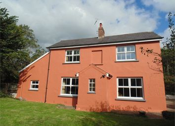 Thumbnail 4 bed detached house for sale in Glanafon Farmhouse, Fishguard Road, Haverfordwest, Pembrokeshire