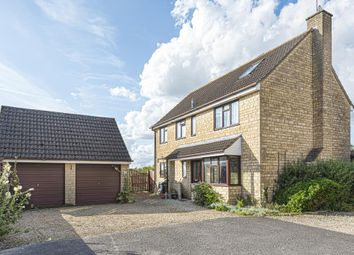 Thumbnail 5 bed detached house to rent in The Cursus, Lechlade