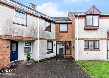 Thumbnail 3 bed town house for sale in Waveney Park, Londonderry