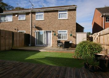 Thumbnail 2 bed flat for sale in Towers Way, Corfe Mullen, Wimborne