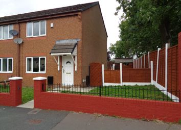 Thumbnail 2 bed end terrace house to rent in Parkmount Road, Blackley, Manchester