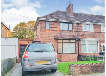 Thumbnail 3 bed end terrace house for sale in Larne Road, Birmingham