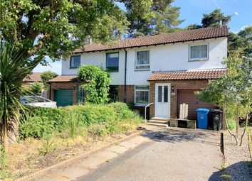 Thumbnail 4 bed semi-detached house for sale in Creekmore, Poole, Dorset