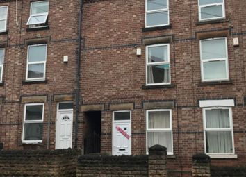 Thumbnail 4 bed terraced house to rent in Park Road, Lenton