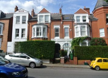 Thumbnail 3 bed flat to rent in Nassington Road, Hampstead