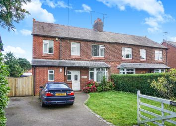 Thumbnail 4 bed semi-detached house for sale in Long Lane, Chester
