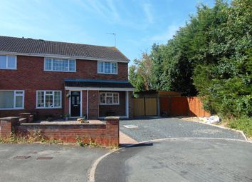 Thumbnail 3 bed semi-detached house for sale in Maple Close, Evesham