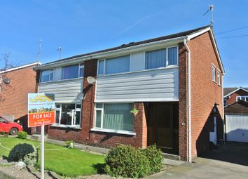Thumbnail 3 bed semi-detached house for sale in Cork Road, Bowerham, South Lancaster