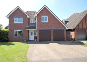 Thumbnail 4 bed property for sale in Arundel Close, Knutsford