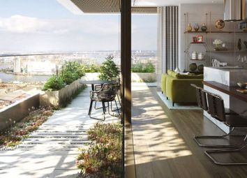 Thumbnail 1 bed flat for sale in Wardian, East Tower, London