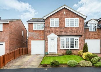 Thumbnail 4 bed detached house for sale in Wattlers Close, Copmanthorpe, York