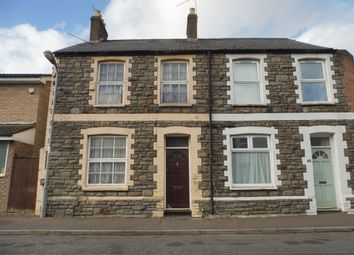 Thumbnail 2 bedroom end terrace house for sale in Diamond Street, Roath, Cardiff