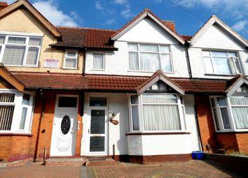 Thumbnail 3 bed terraced house to rent in Reddings Lane, Tyseley, Birmingham