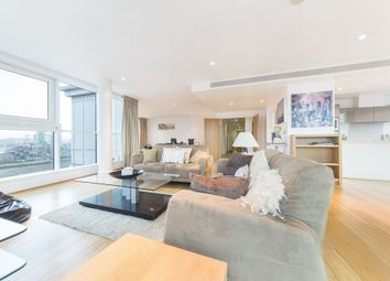 Thumbnail 3 bedroom flat to rent in Kestrel House, St George Wharf, Vauxhall, London