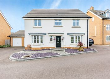 Thumbnail 4 bed detached house for sale in Cowlin Mead, Chelmsford, Essex