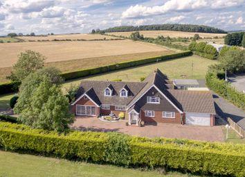Thumbnail 4 bed detached house for sale in Bridgnorth Road, Shipley, Pattingham, Wolverhampton