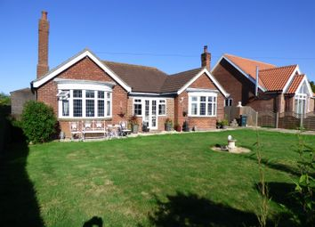 Thumbnail 4 bed detached bungalow for sale in Ings Lane, Saltfleetby, Louth