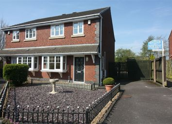 Thumbnail 3 bed semi-detached house for sale in Pioneer Close, Horwich, Bolton