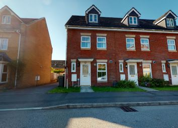 Thumbnail 3 bed end terrace house for sale in Heol Mynydd Bychan, Birchgrove, Cardiff