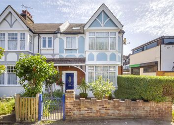 Thumbnail 4 bed end terrace house for sale in Barnfield Road, Ealing