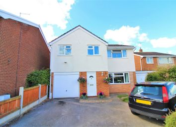 Thumbnail 4 bed detached house for sale in Mansfield Avenue, Hawarden