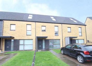 Thumbnail 3 bed terraced house for sale in Sydney Crescent, Athletes Village, Glasgow