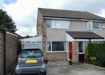 Thumbnail 2 bed semi-detached house for sale in Hartford Avenue, Heywood